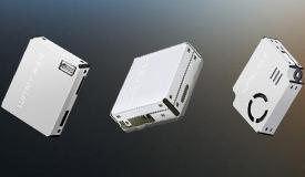 粉尘油雾检测中光电传感