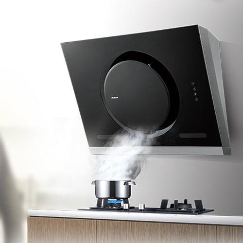 PM2.5传感器在自动抽油烟机上的应用-勒夫迈
