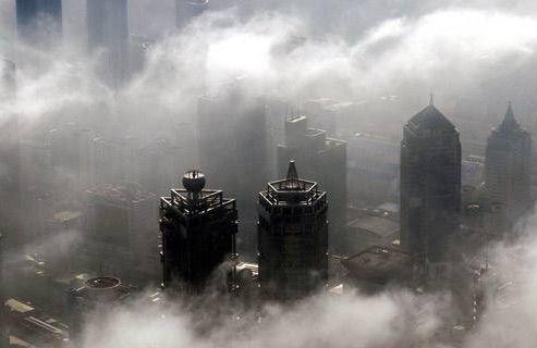 雾霾的形成原因以及PM2.5粉尘传感器的工作原理