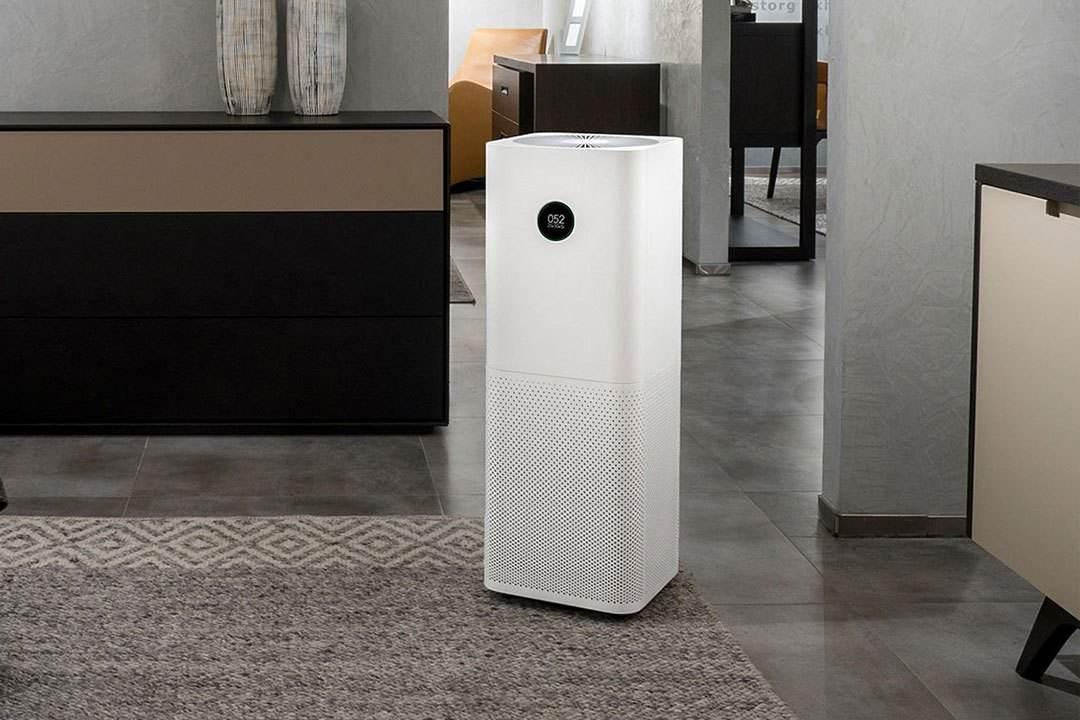 激光PM2.5粉尘传感器在智能空气净化器上的应用