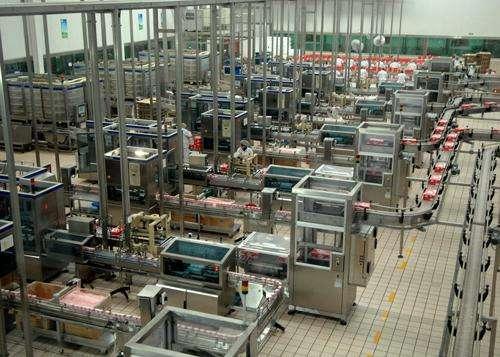 粉尘检测传感器在工厂粉尘监测上的应用