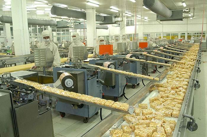 食品厂无尘车间中尘埃粒子传感器的应用