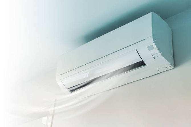 粉尘传感器应用在空调上 监测室内粉尘