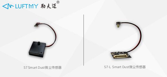 勒夫迈Smart Dust微尘传感器