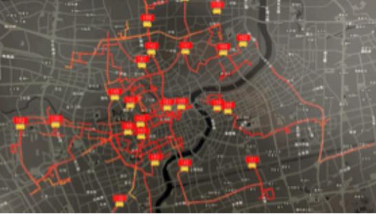 出租车搭载PM2.5传感器监测城市大气污染-勒夫迈