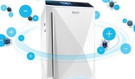 HPD05红外粉尘传感器应用案例:勒夫蔓德D600空气净化器