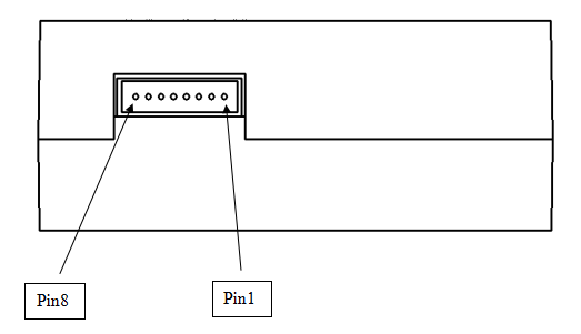 LD10激光粉尘传感器接口定义
