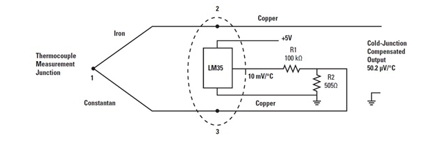 热电偶传感器