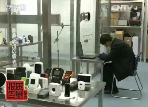 """质检总局:网售30批次""""霾表""""无一合格"""