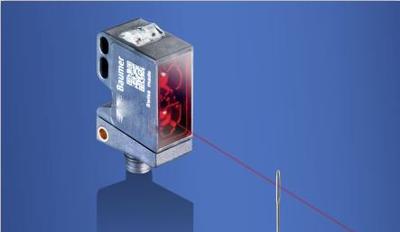 基于IO-Link接口小型激光传感器
