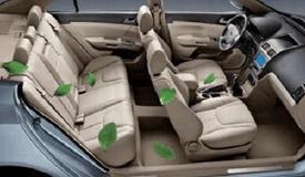 车规级PM2.5粉尘传感器助力提升车内空气质量