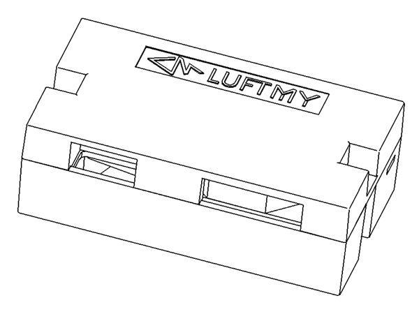 LD07激光PM2.5粉尘传感器模型-勒夫迈LUFTMY