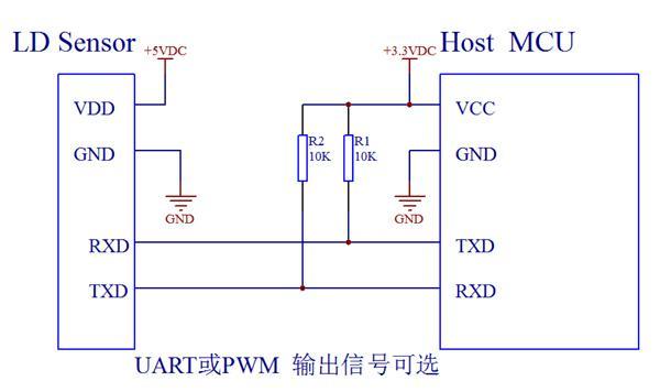 LD07激光粉尘传感器应用电路-勒夫迈LUFTMY