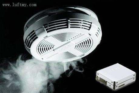 烟雾报警器