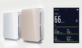 PM2.5粉尘传感器等气体传感器在智能家居环境监测的应用