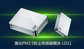 PM2.5传感器模块等气体传感器技术与市场