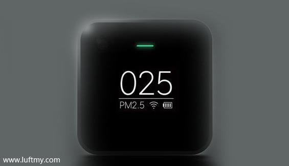 PM2.5粉尘测仪