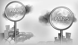 颗粒传感器提升监测粉尘PM2.5颗粒能力