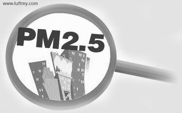 PM2.5空气污染