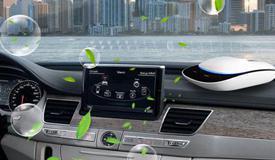 车内空气监测设备中pm2.