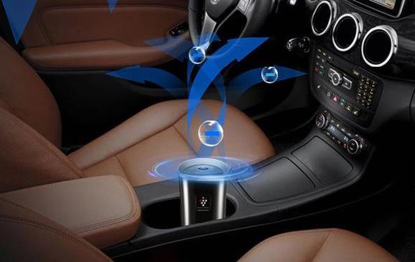 车载空气净化器