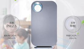 智能空调净化器系统中PM2.5灰尘传感器的应用