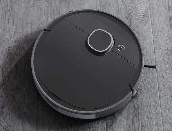 内置洁净度粒子传感器微尘传感器的扫地机器人