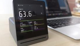 浅谈空气质量检测传感器应用空气质量检测的市场