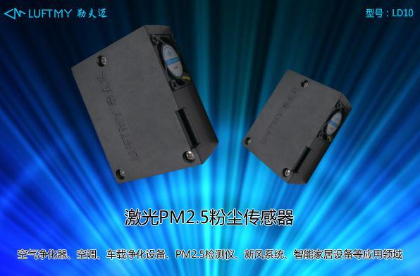激光尘埃粒子计数传感器