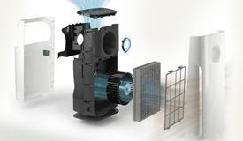 智能家居内置空气质量传感器引领未来绿色生活