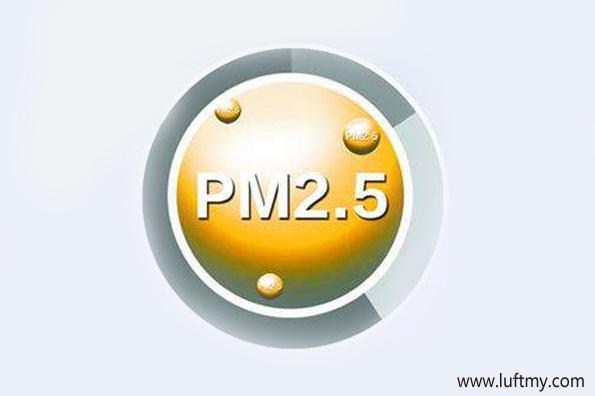 PM2.5环境空气质量