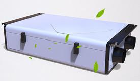PM2.5粉尘浓度检测传感器在智能新风机中的应用