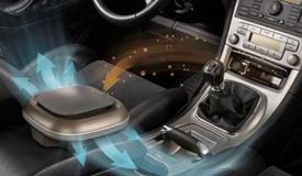 PM2.5传感器在车载空气净化器系统中的应用