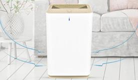 空气净化技术中使用粉尘