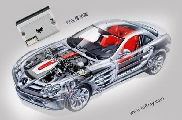 车载空气净化器PM2.5传感器