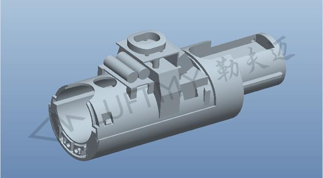 洁净度检测仪产品3D图2-勒夫迈LUFTMY