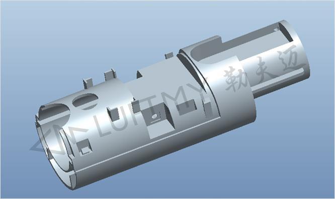 洁净度检测仪产品3D图3-勒夫迈LUFTMY