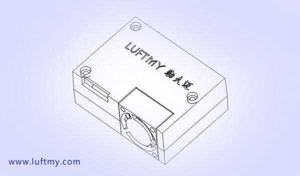 气体检测传感器激光粉尘传感器LD10-勒夫迈LUFTMY