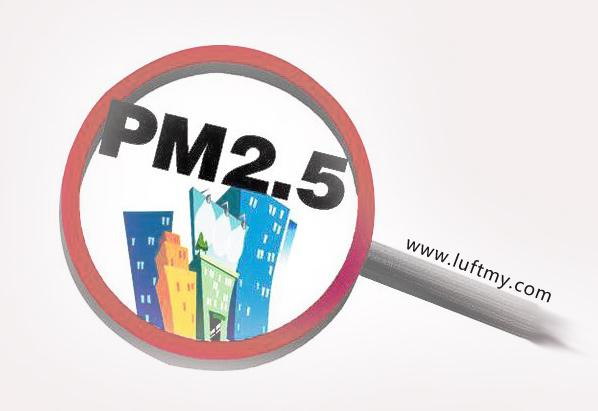 PM2.5是什么?-勒夫迈LUFTMY
