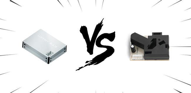 空气净化器里的PM2.5传感器:红外or激光?