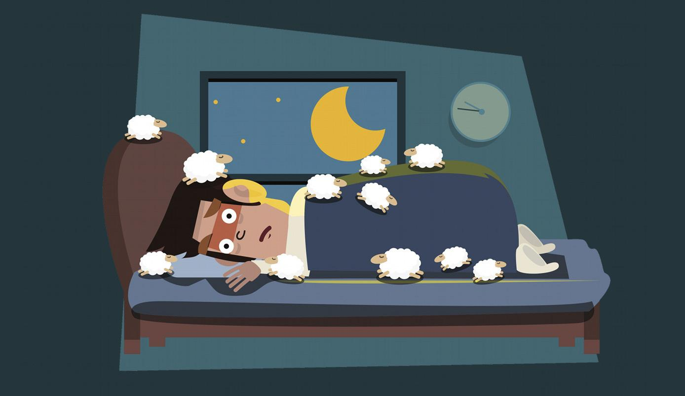PM2.5浓度影响睡眠?空气净化器帮助你
