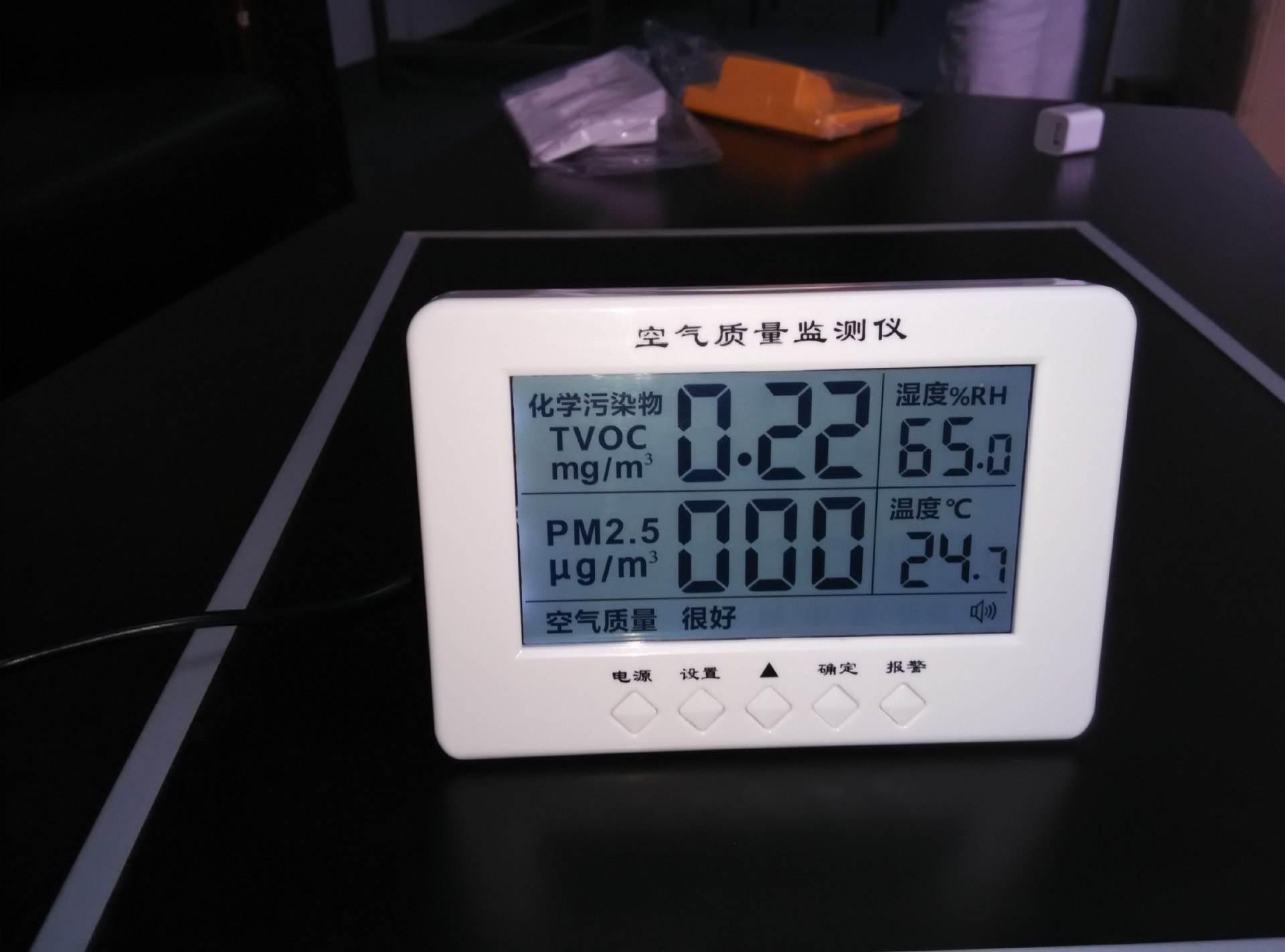 室内空气质量监测会用到什么传感器?