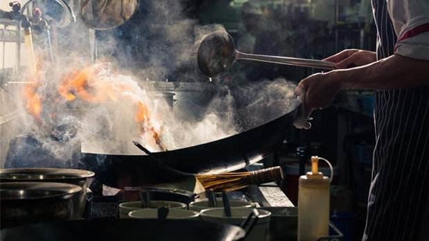 颗粒物传感器在餐厅油烟监测中的应用