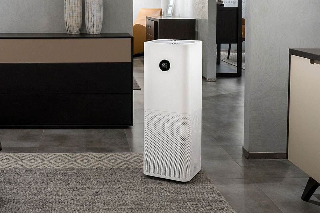 空气净化器利用PM2.5传感器去除室内二手烟