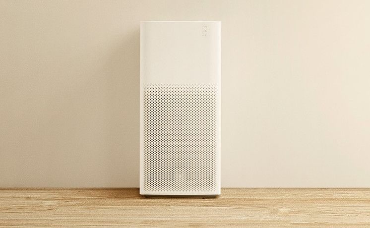 激光粉尘传感器在室内空气清新机中的应用