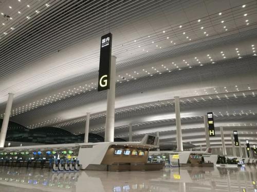 空气质量传感器粉尘传感器帮助改善机场空气质量